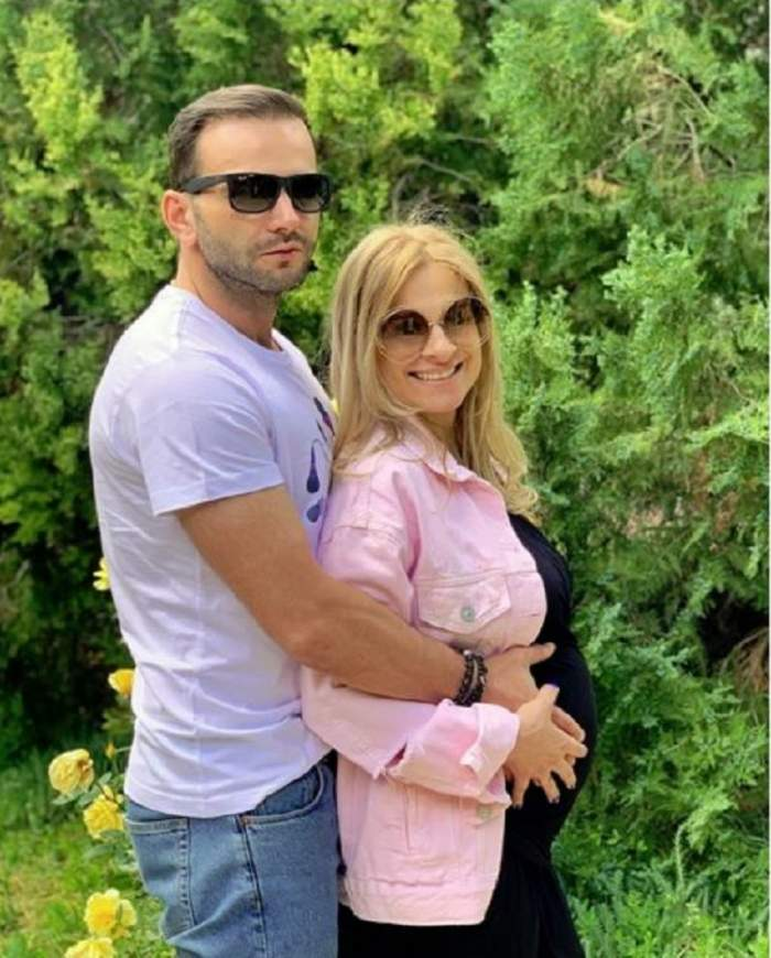 """Mihai Morar a dezvăluit numele fetiţei sale nou-născute. """"A fost singurul la care am fost toţi de acord"""""""