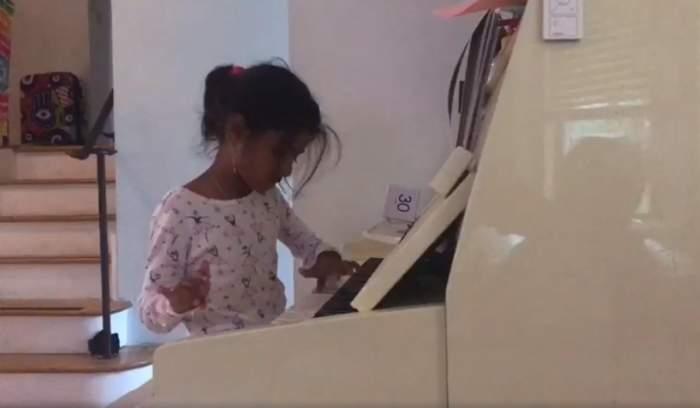 Primele imagini cu Sorina, în casa din Statele Unite. VIDEO