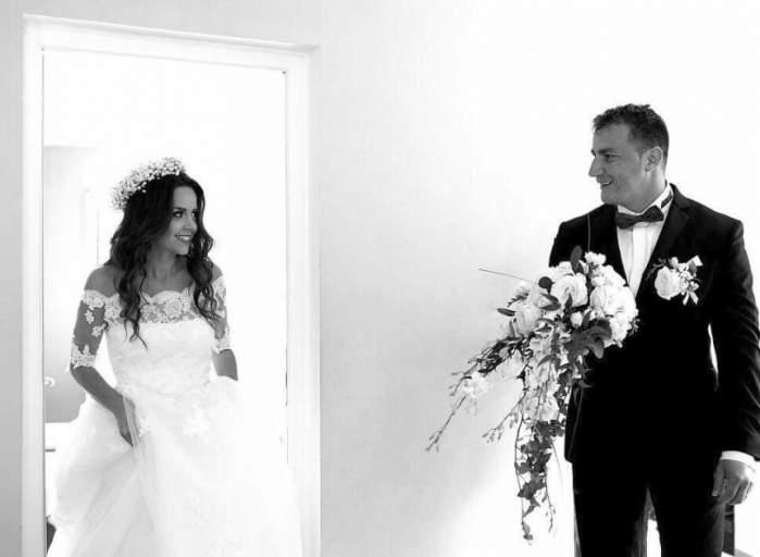 """Soţia lui Marian Godină a dat vestea. """"Ne-am mărit familia"""""""