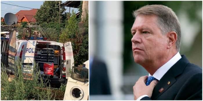 """Klaus Iohannis a reacționat, din nou, în cazul crimelor din Caracal! """"Demisiile sunt obligatorii"""""""