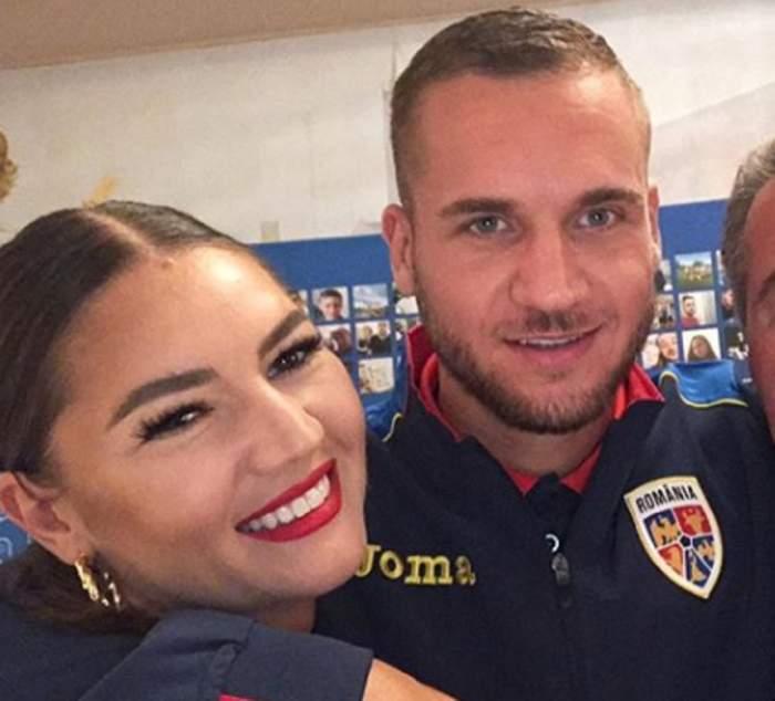 Bucurie mare în familia lui George Pușcaș! Sora internaționalului român s-a căsătorit