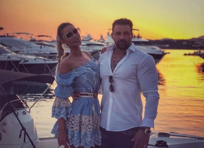 Bianca Drăgușanu și Alex Bodi, vacanță de lux în Croația. Petrec timpul în cele mai exclusiviste locuri / VIDEO