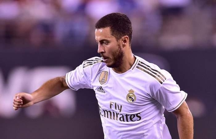 Scandal la Real Madrid! Eden Hazard l-a scos din minţi pe Florentino Perez