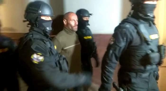 Ionel Boldea, criminalul din Făget, a fost reţinut pentru 24 de ore