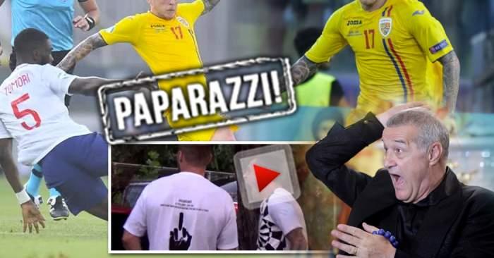 VIDEO PAPARAZZI / A făcut senzaţie la EURO U21, dar a comis-o în Bucureşti! Cum s-a făcut de râs fotbalistul pe care Gigi Becali îl vrea la FCSB
