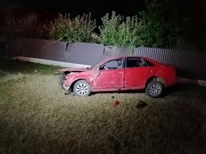 Accident grav, cu 3 victime, la Vaslui. Șoferul a adormit la volan. Printre răniți este și un copil de 3 ani