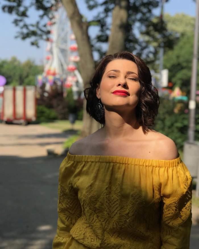Mihaela Călin a devenit mămică! Ce nume a ales pentru fiul ei