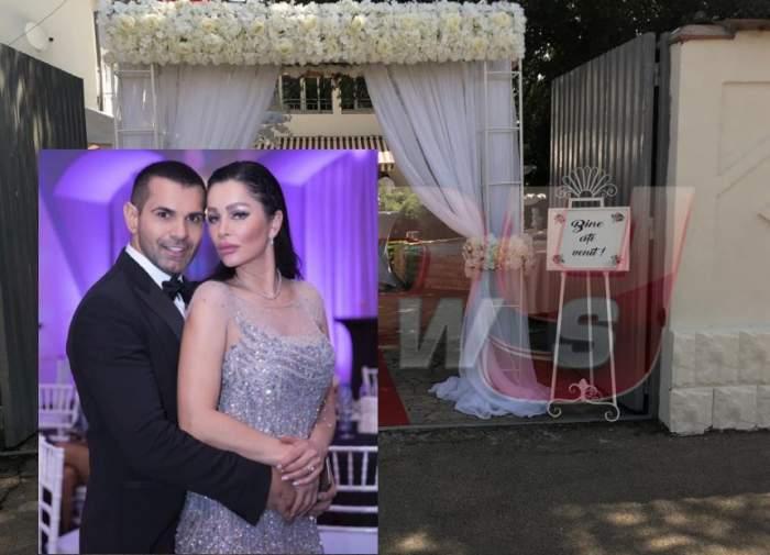 Brigitte se mărită astăzi cu Florin Pastramă. Ce se întâmplă în aceste momente acasă la mire / VIDEO