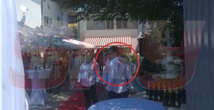 Invitaţii au început să ajungă acasă la Florin Pastramă. Imagini de ultim moment / VIDEO