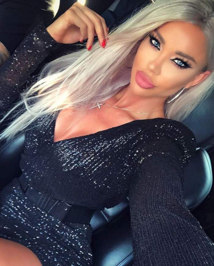 Ce făcea Bianca Drăguşanu, în timp ce Alex Bodi anunţa despărţirea