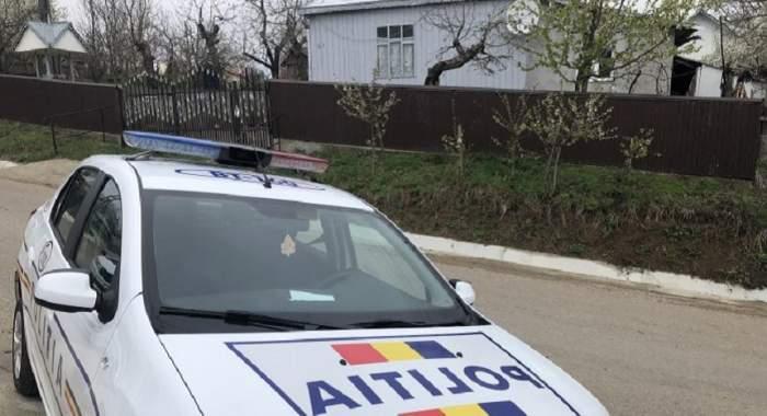 Un bărbat din Neamț și-a dat foc, sub privirile îngrozite ale copiilor săi