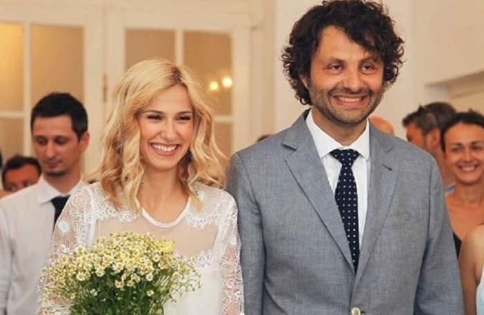 """Zi importantă pentru Dana Rogoz: """"Foarte fericiţi şi emoţionaţi"""""""
