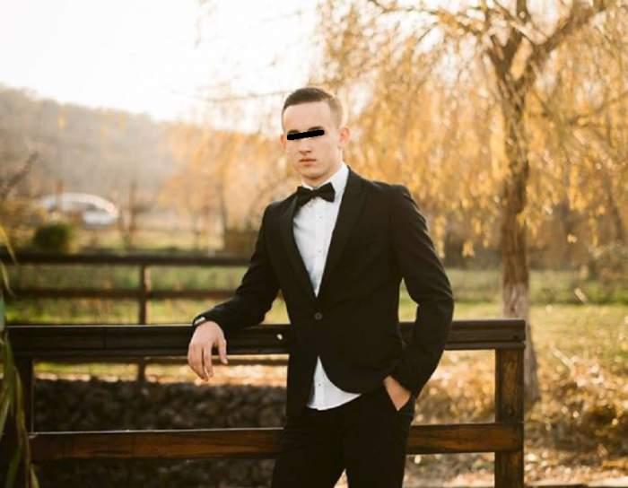 El este tânărul din Arad care s-a sinucis live pe Facebook, punând capul pe şinele de tren! Ar fi suferit din dragoste