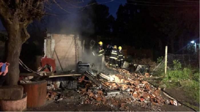Cinci copii şi-au pierdut viaţa, după ce casa în care dormeau a fost cuprinsă de flăcări!