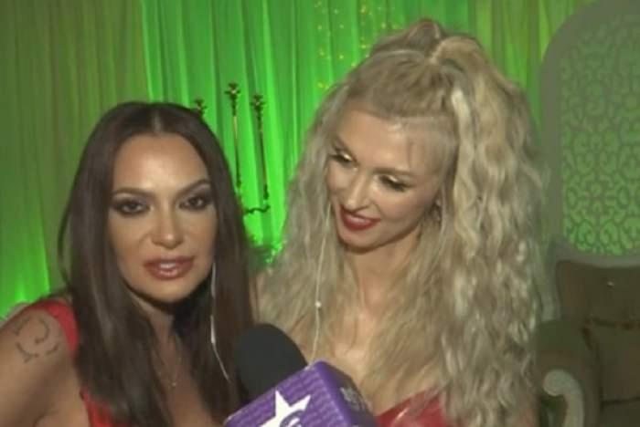 De ce s-a reunit trupa Andre! Andreea Bălan şi Andreea Antonescu au spus adevărul gol-goluţ. VIDEO