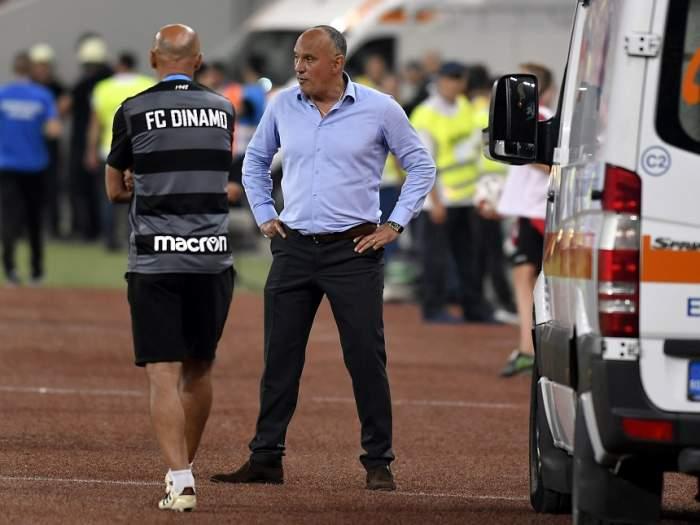 Florin Prunea a anunţat numele noului antrenor de la Dinamo! Surpriză uriaşă!