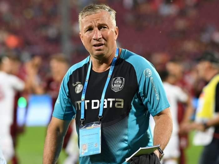 Dan Petrescu vrea un fotbalist de la Viitorul Constanţa! Ofertă oficială făcută de CFR Cluj