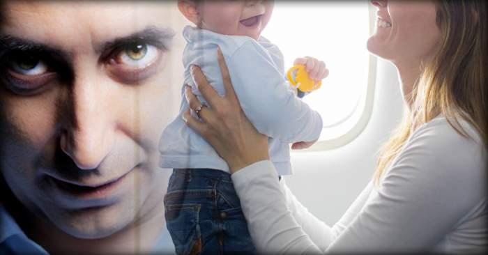 Tânără mămică, terorizată în avion de un violator lăsat în libertate / Victimele au fost salvate de trupele speciale / Mărturie cutemurătoare
