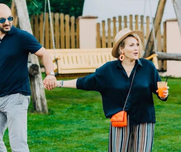 Mirela Vaida, surpriză din partea vecinului Cosmin Seleși. Ce a cucerit-o pe prezentatoare