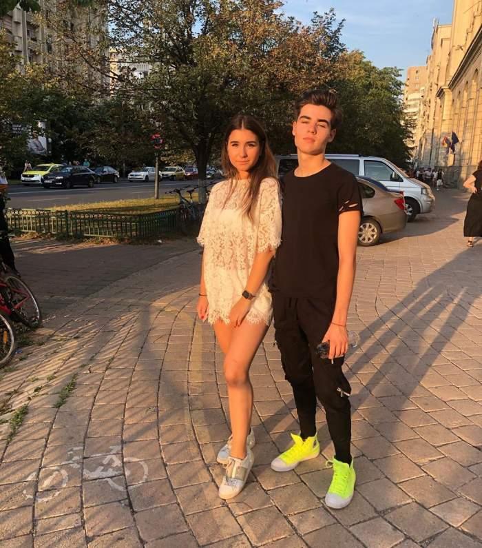 Ştefan Bănică are de ce sa fie mândru. Fiul său şi-a prezentat iubita pe conturile de socializare