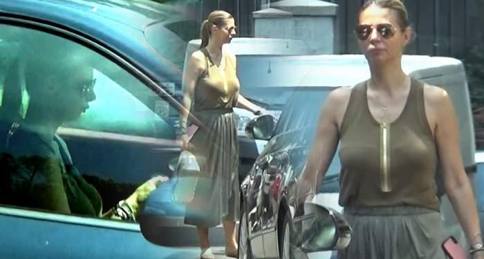 VIDEO PAPARAZZI / Fosta soţie a lui Dragoş Săvulescu visează să fie bună, bună de tot! Asta e ultima aroganţă pe care a făcut-o Rodica Ghionea