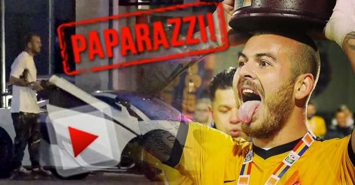 VIDEO PAPARAZZI / Imagini halucinante cu Denis Alibec! Iată cum îşi distruge organismul capriciosul atacant