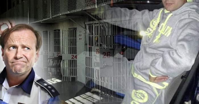 Criminalul care a îngrozit România, show total în puşcărie / Ce le-a făcut gardienilor!