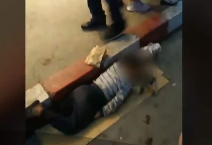 Strigător la cer. Copii exploataţi în Costineşti. Micuţii, înfometaţi şi obosiţi, sunt puşi să cerşească fără întrerupere în staţiune