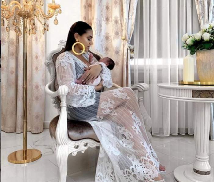 Carmen Simionescu, bombă sexy după ce a născut! Cât de bine arată fiica lui Adi Minune
