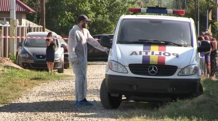 Bărbatul care i-a ucis pe cei doi bătrâni din Vaslui a fost prins. Acesta este un recidivist abia eliberat