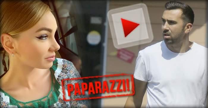 VIDEO PAPARAZZI / Ce s-ar face fără Maria Constantin? Artista l-a scos pe Dacian Varga dintr-o situaţie jenantă