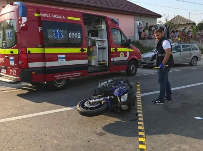Un cunoscut om de televiziune din Iaşi şi soţia lui au murit în timp ce se plimbau cu motocicleta