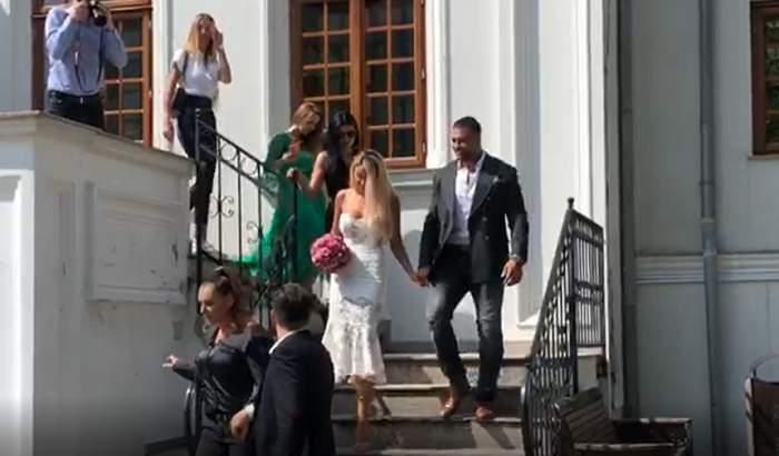 """Alex Bodi, primele declarații despre zvonul divorțului dintre el și Bianca Drăgușanu: """"Lumea vorbește mult"""""""