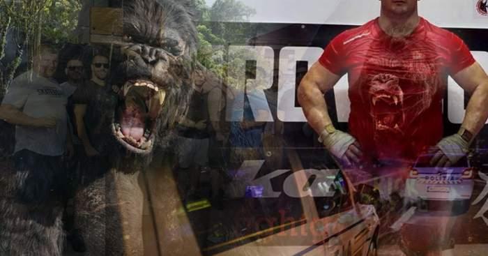 """Celebrul """"King Kong"""" din Berceni, scandal cu gaze lacrimogene și poliție într-un club de fițe"""
