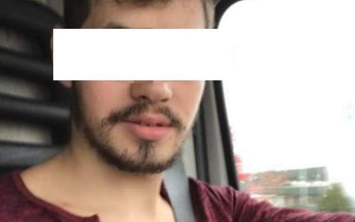 El este românul care s-a sinucis live, pe Facebook, în Germania. Claudiu avea 22 de ani şi suferea din dragoste