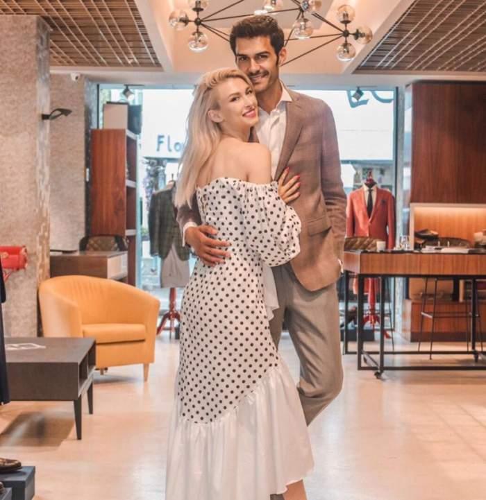 Ce nume va purta Andreea Bălan după nunta cu iubitul ei. Artista a vrut să se ştie de la ea