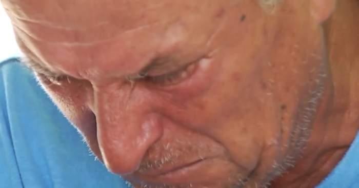 """Bunicul Luizei, distrus de durere după dispariția fetei. """"Mi-e dor de ochii ei"""""""