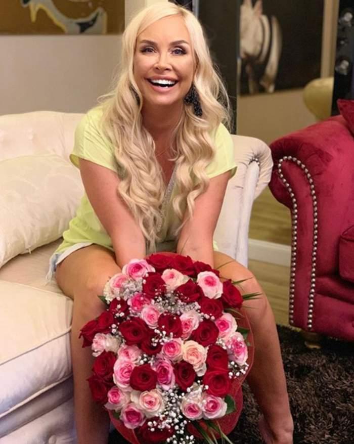 Vica Blochina a fost cerută în căsătorie de ziua ei de naştere