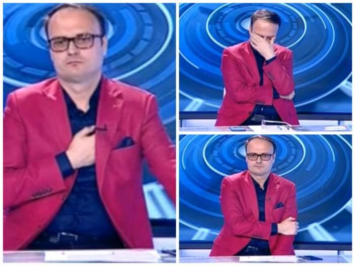Alexandru Cumpănașu, de urgență la spital, după ce a făcut preinfarct în timpul emisiunii