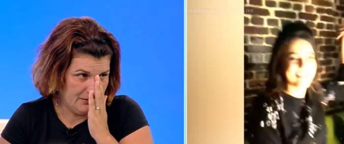 Mama Luizei Melencu a izbucnit în lacrimi, în direct! Imagini nemaivăzute cu adolescenta, înainte de dispariție