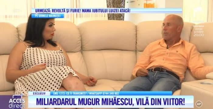 """Mugur Mihăescu trăieşte pe picior mare. """"Garcea"""" are o vilă care se învârte după soare"""