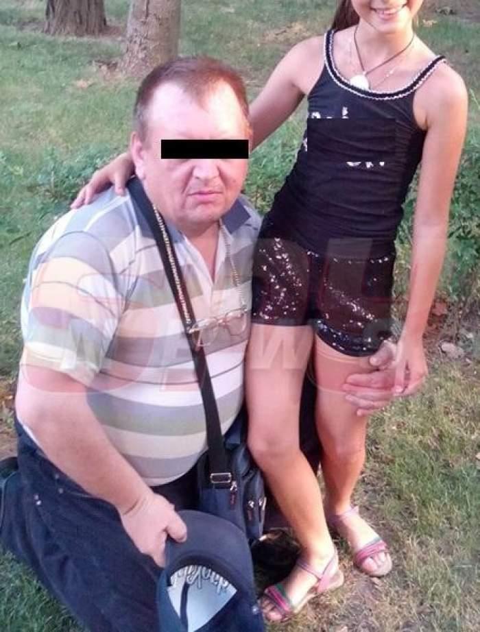 EXCLUSIV / Fetiţa-minunedin showbiz, hărţuită de un obsedat! Imagini incredibile cuminora de 12 ani şi individul acuzat de fapte grave