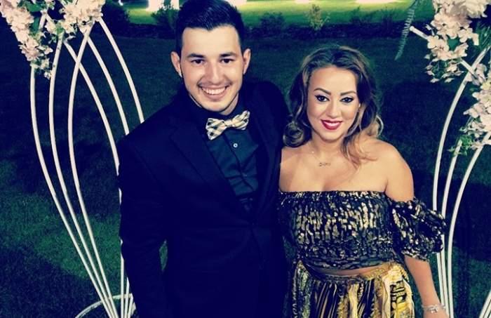 """Cea mai grea zi pentru Larisa Drăgulescu. A pierdut sarcina și i-a spus """"adio"""" logodnicului"""