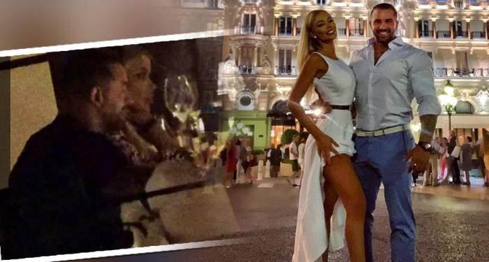 A ieșit soarele din nori! Bianca Drăgușanu și Alex Bodi, atingeri tandre și săruturi pătimașe, în văzul tuturor. VIDEO PAPARAZZI