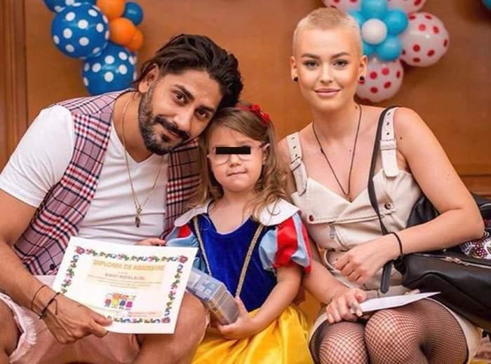 Connect-R și Misha, program încărcat pentru fiica lor. Cu câte activități o pregătesc pentru viața de showbiz!
