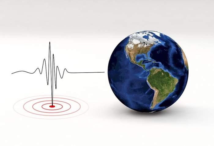 Un nou seism! Cutremurul a avut loc în urmă cu puţin timp!