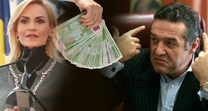 Gigi Becali, scandal cu fina, pentru 680.000 de euro / A chemat-o în faţa judecătorilor