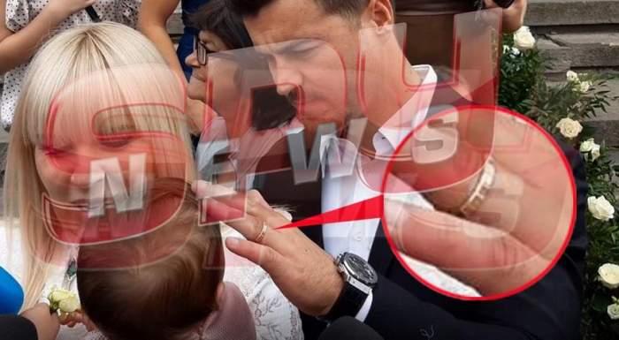 Bombă în showbiz! Elena Udrea și Adrian Alexandrov s-au căsătorit în secret? Primele imagini cu verighetele