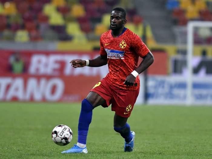 Caz unic în fotbalul românesc! Un fotbalist de la FCSB a semnat, în acelaşi timp, contractul şi rezilierea