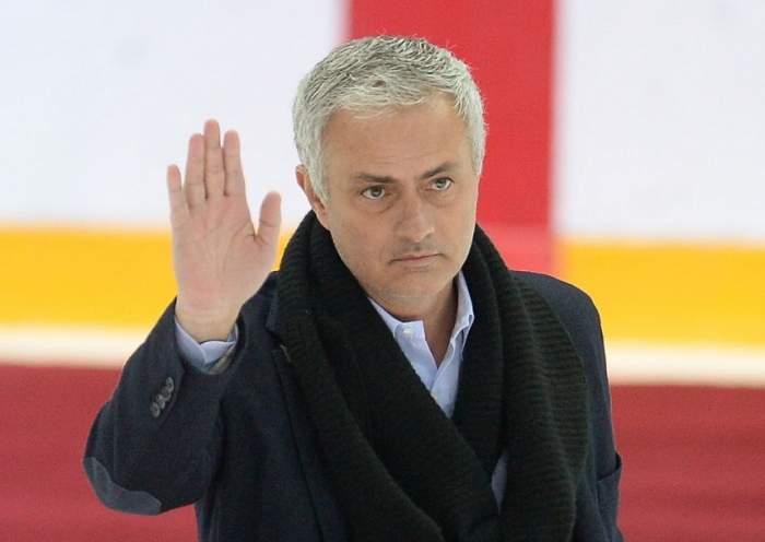 VIDEO / Jose Mourinho, moment uluitor la Gala FIFA The Best! Ce a putut să facă antrenorul portughez